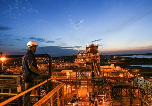 La Guinée classée troisième juridiction africaine en matière de politiques minières en 2020 (Fraser Institute)